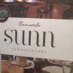 Ravintola Sunn, Senaatintori