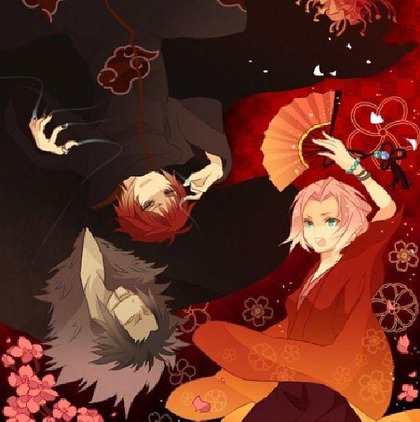100 Best Sasori & Sakura Images On Pinterest