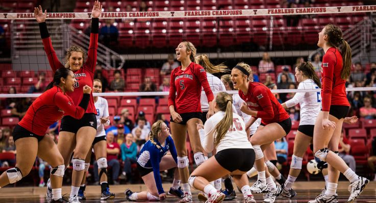 TEXASTECH.COM Red Raiders Unveil 2016 Volleyball Schedule - Texas Tech University Official Athletic Site
