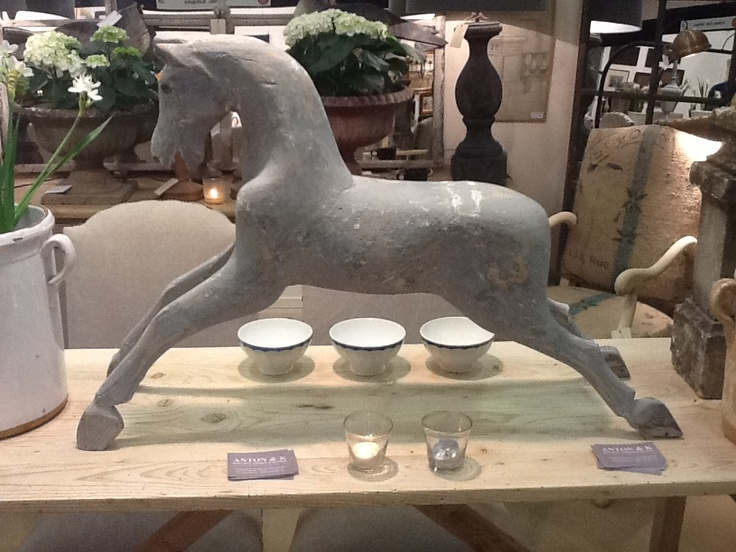 Horse fragment
