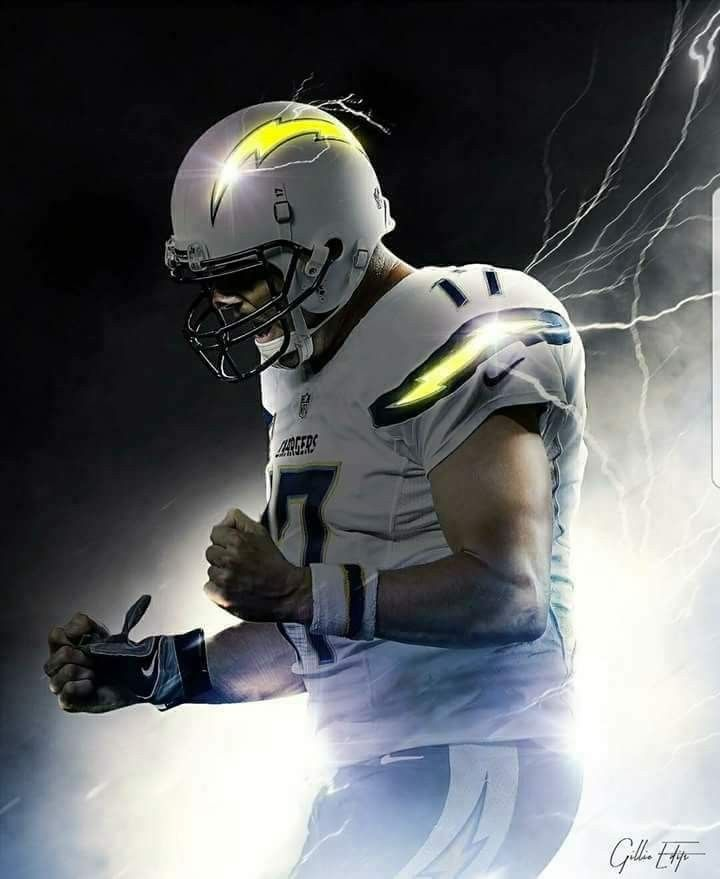 Qb Phillip Rivers Chargers Football San Diego Basketball Los Angeles Chargers