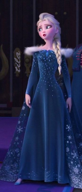 https://flic.kr/p/HipSSV | Elsa - Olaf's Frozen Adventure (11)