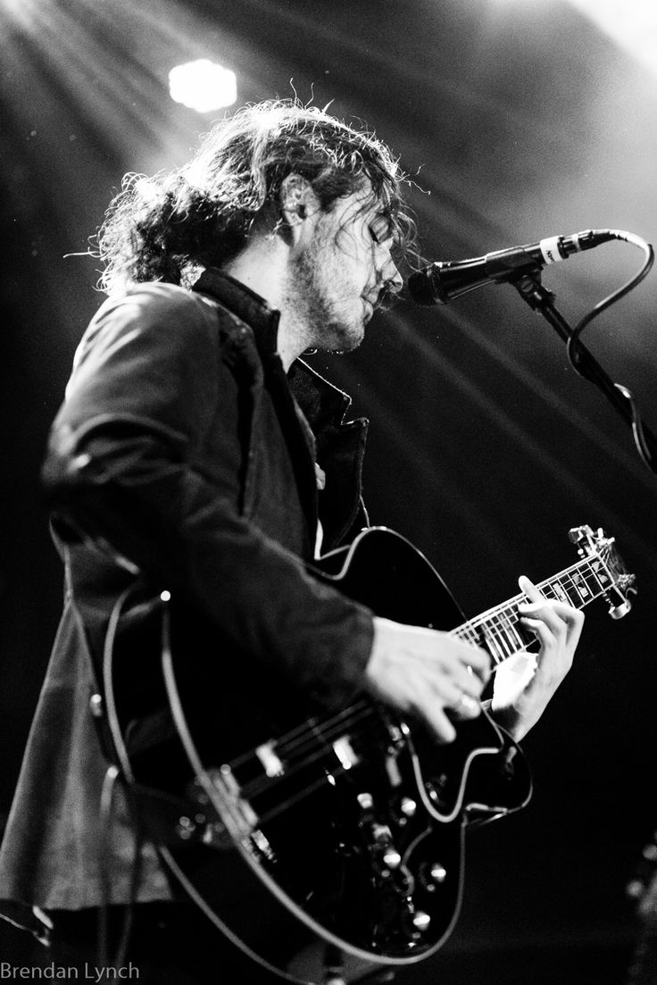 If you haven't heard of Hozier yet you are definitely missing out! His music and pure talent is unreal