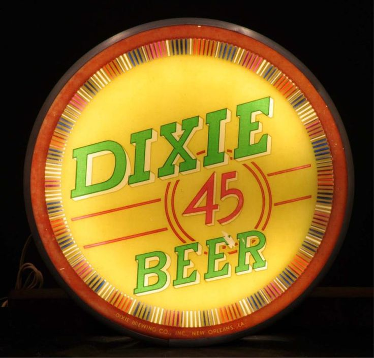 27 Best Images About Dixie 45 Beer On Pinterest