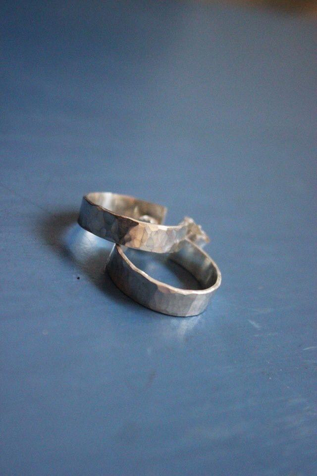 Ear rings in nickel free 925 Sterling Silver. Piercingheartbeat@gmail.com