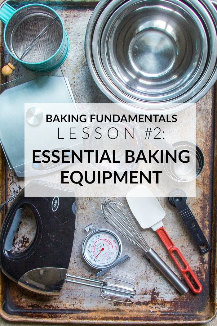 Essential Baking Equipment And Their Uses Baking Equipment
