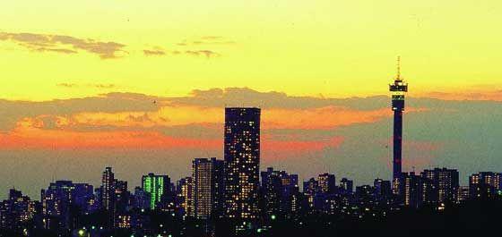 johannesburg city skyline images - Google Search