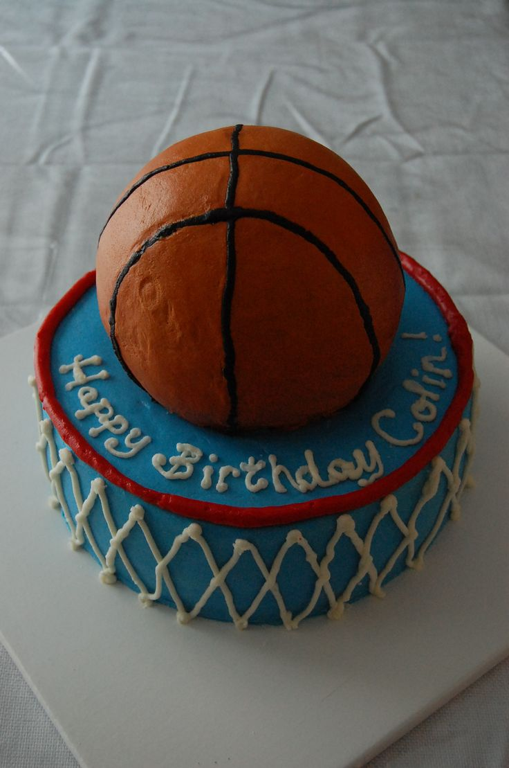 basketball birthday cake 42 best basketball theme images on 1511