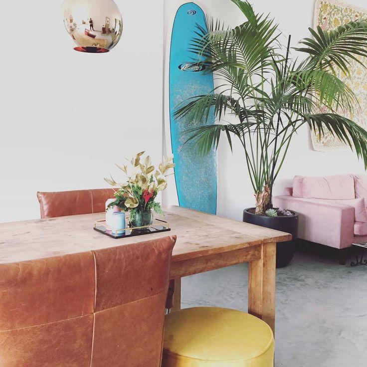 97 vind-ik-leuks, 12 reacties - ⚡️Pien Essink⚡️ (@studio_pien) op Instagram: 'Tropical winter vibes. •  #myhouse #interiordesign #interiorstyling #interiordecor #interior123…'