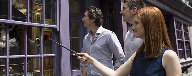 Interactive wands revealed in Wizarding World of Harry Potter for Diagon Alley, Hogsmeade via Universal Orlando magic