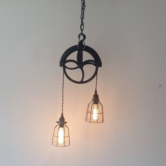 17 Best Images About Rustic Lighting On Pinterest