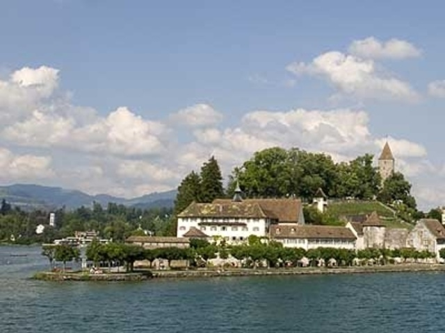 Kloster Rapperswil (Seesicht)