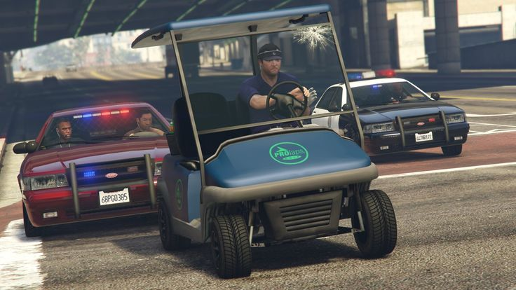GTA V's Wanted System Gets Overhauled