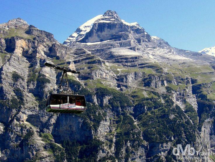 Jungfrau Region, Switzerland | dMb Travel - Travel with davidMbyrne.com
