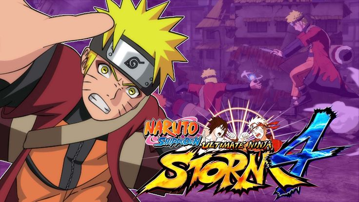 NARUTO SHIPPUDEN: Ultimate Ninja Storm 4: Naruto vs Pain COMBO Jutsu GIL...