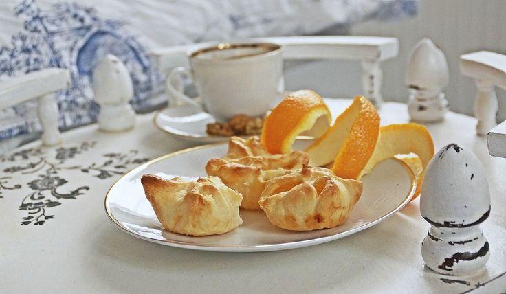 Pomarańcze w cieście HAART.com.pl DIY