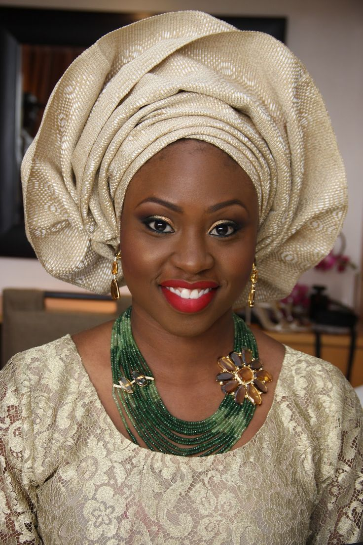 Find This Pin And More On Gele Hair Tie