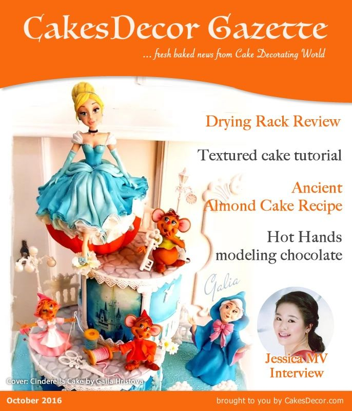 Recipes Tips Ideas A Magazine About Decorating Cakes For Chatacters