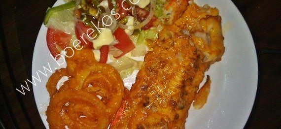 Suurlemoen en Botter Haddock – Pangebraai | Boerekos – Kook met Nostalgie