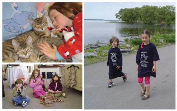 A little girl's love of kittens has turned into a long-time love of charitable giving.   #FundraisingFriday #CanadaHelps #fundraise #charity #GivingMadeSimple #donate