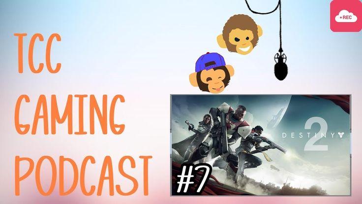 DESTINY 2 BETA - Does It SUCK? COD WW2 ZOMBIES & More | TCC Weekly Gaming Podcast https://www.youtube.com/watch?v=swEo2GtmXUw