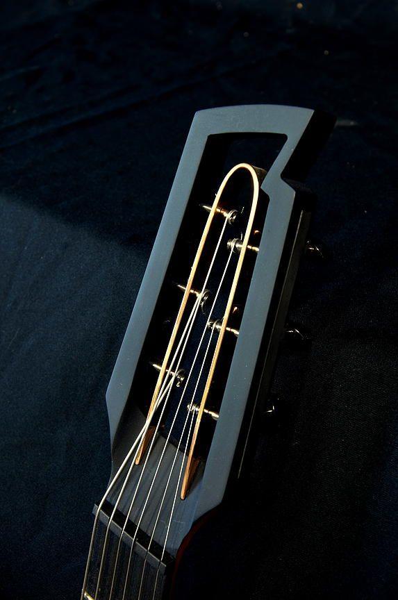 alquier luthier fabricant de guitares electriques et acoustiques | Maple Taffy jazz