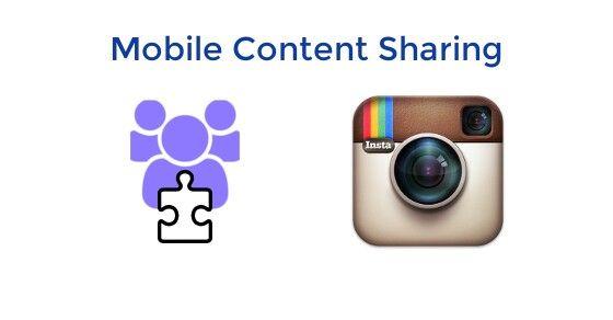 NEW: Joocial Composer App - Mobile sharing for #Instagram