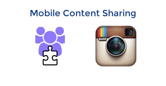NEW: Joocial Composer App - Mobile sharing for #Instagram