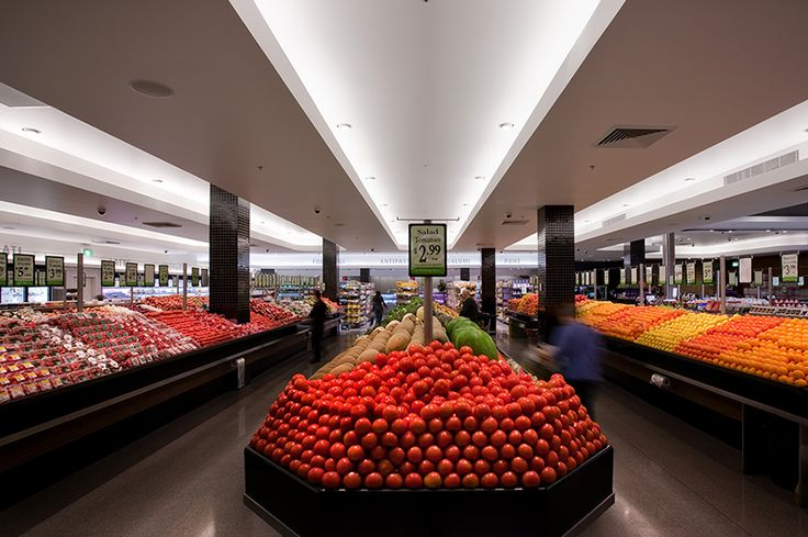 The Village Grocer - Mima Design - Creating Branded Retail + Hospitality Environments