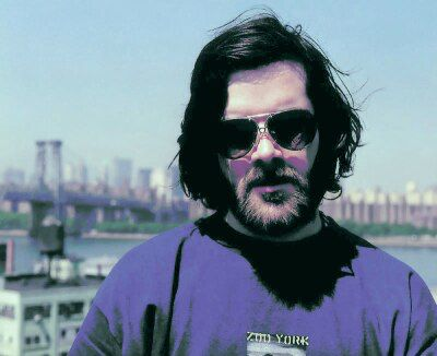 Sam Houser co-founder of Rockstar Games in New York 1990