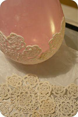 diy, diy mondays, romantic lace candle voltives, romantic lace, lace candle, candle voltives