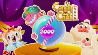 Candy Crush Saga: Life beyond level 2000