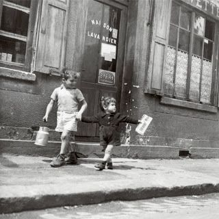 Rue Marcellin Berthelot, Choisy le Roi, ca. 1945
