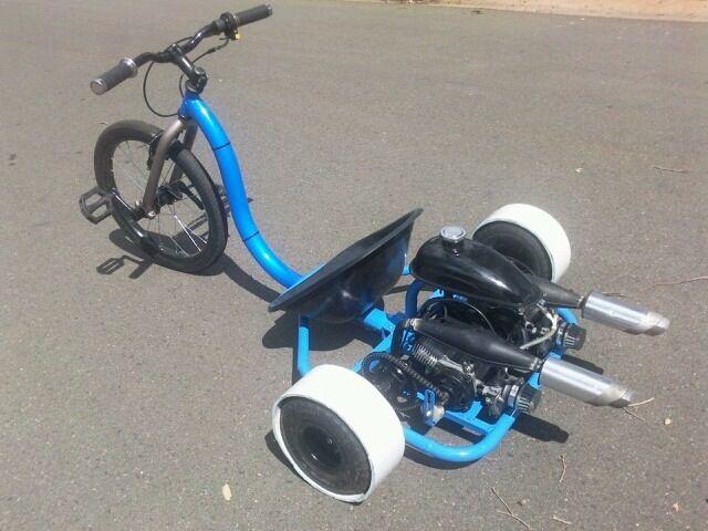 drift trike motorized