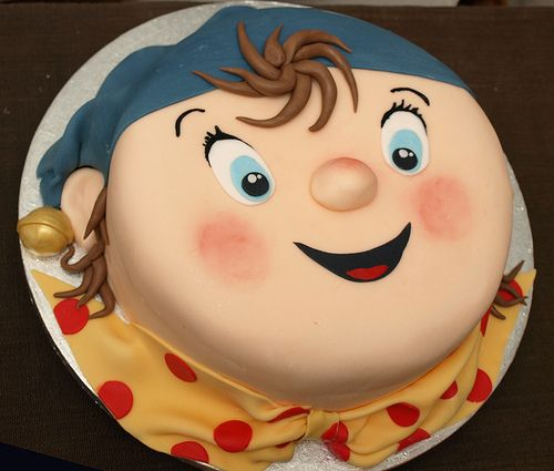 Noddy cake by matejad, via Flickr