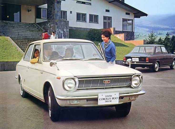 1969 Toyota Corolla 1100