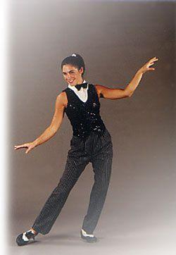 bailar tap | Para bailar tap se necesitan zapatos de suela y chapitas en la punta y ...