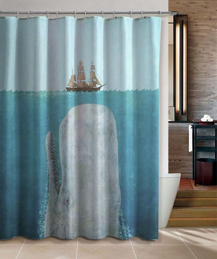 New Rare and Best Design The White Whale Custom Shower Curtain 60 x 72 #Unbranded #BestQuality #Cheap #Rare #New #Latest #Best #Seller #BestSelling #Cover #Accessories #Protector #Hot #BestSeller #2017 #Trending #Luxe #Fashion #Love #ShowerCurtain #Luxury #LimitedEdition #Bathroom #Cute #ShowerCurtain #CurtainGift