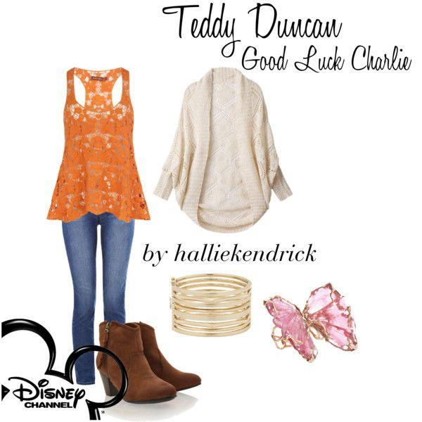 Teddy Duncan♡