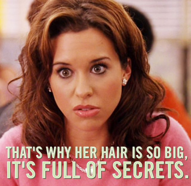 Girl Hairstyle Quotes : 25 best mean girl quotes ideas on pinterest resurrection