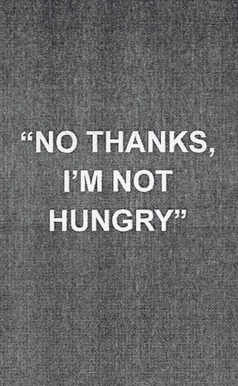 how to diet and not feel hungry