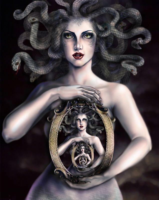 299 best medusa gorgana images on pinterest. Black Bedroom Furniture Sets. Home Design Ideas