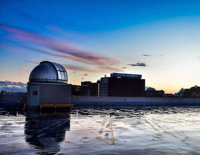 Observatory, observed #Harvard #CambridgeMA