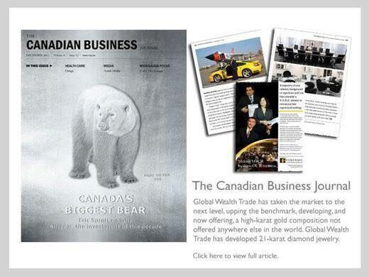GWT in the Canadian business journal