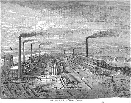 a history of the industrial revolution in the 19th century History modern history what were the living conditions during the industrial revolution a: not until the mid-19th century did governments and unions begin to.