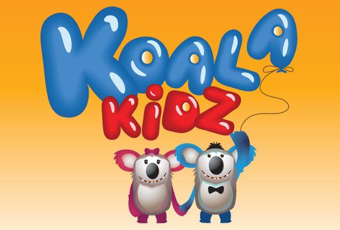 Logo, Children Indoor Playground