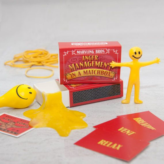 Boss Stress Toys Relief