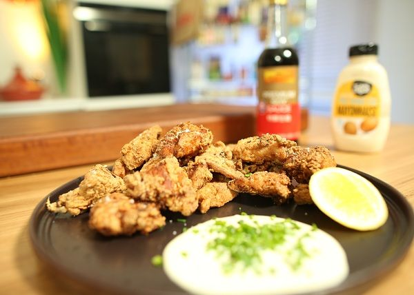 Japanese Fried Chicken recipe - The Cooks Pantry