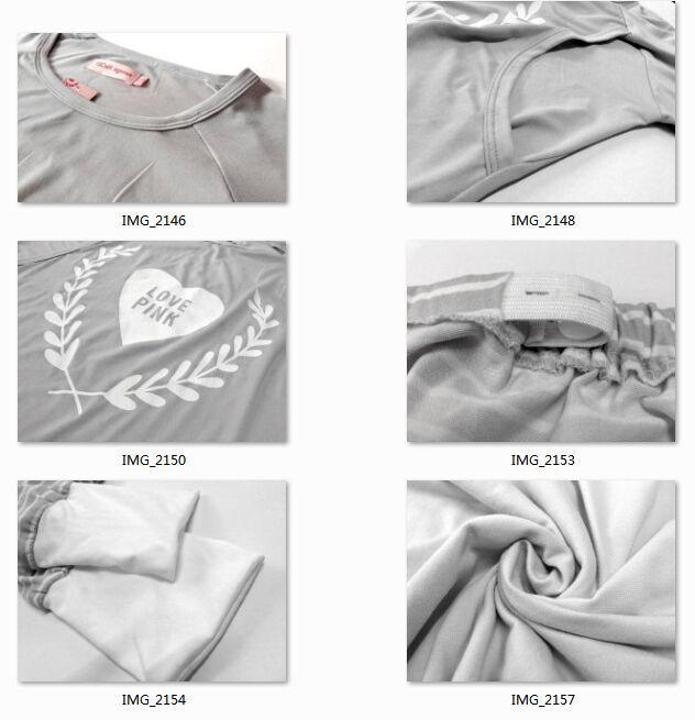 2016 Nueva ropa para Mujeres Embarazadas Pijamas de Lactancia enfermería…