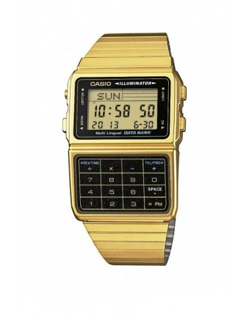 Orologio #Casio Collection Calculator DBC-611GE-1EF - #ororagioiellerie